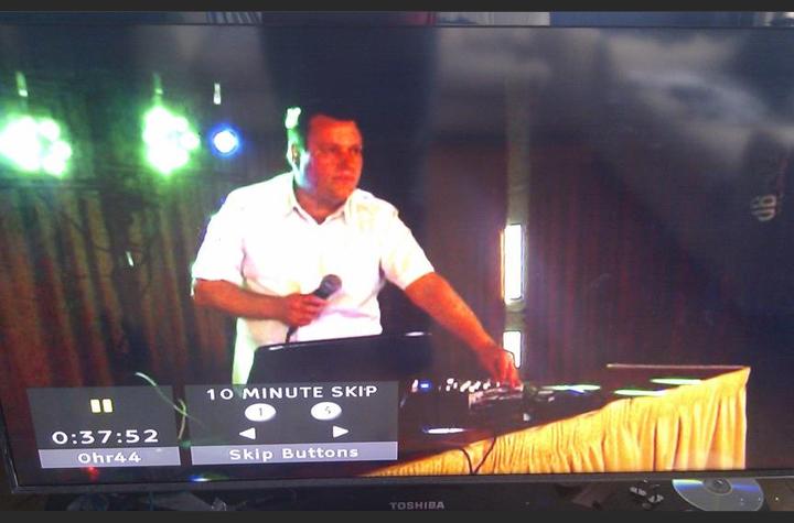 Disco Nation on Four Weddings TV programme
