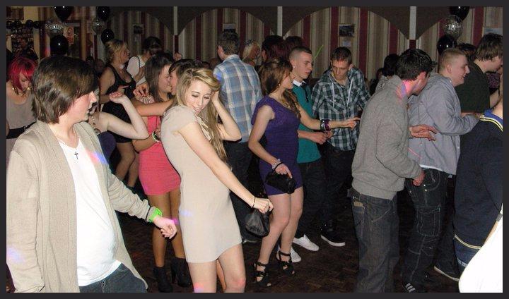 Dancing to Disco Nation Mobile Disco